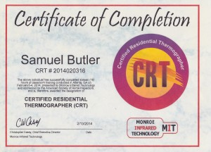 CRT Certificate